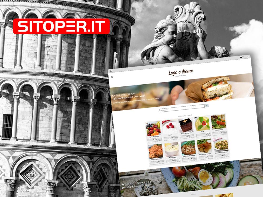Crea sito web a Pisa, creazione siti web, siti pronti chiavi in mano